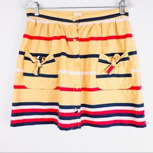 Urban Outfitters Cooperative Skirt Button Sz M